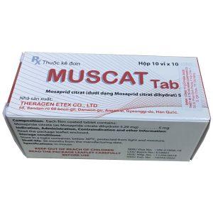 Hình ảnh minh họa Muscat Tab