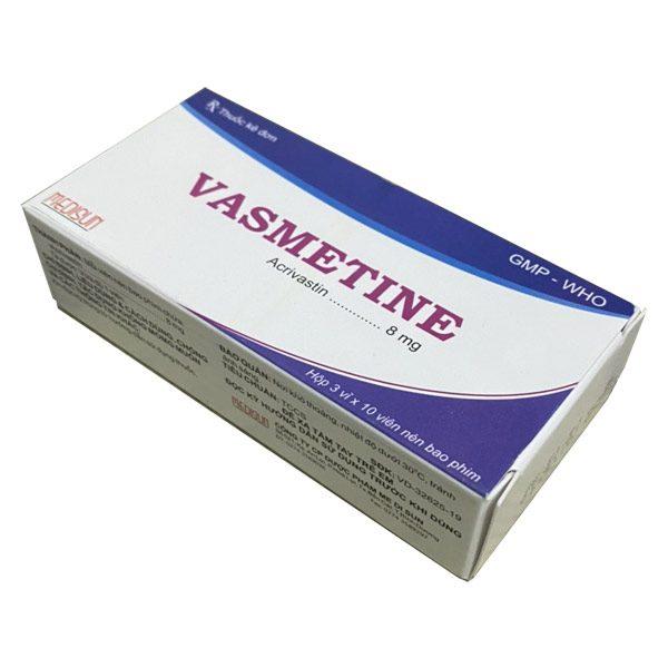 Hộp Vasmetine